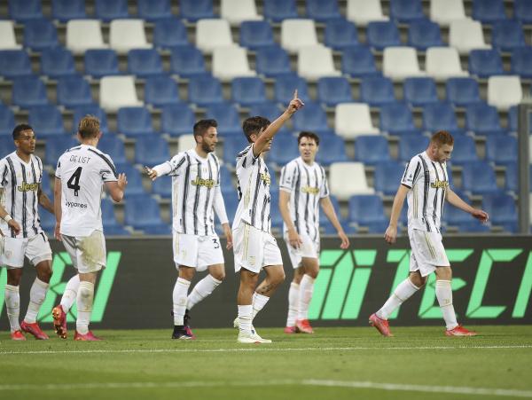 Futbalisti Juventusu Turín