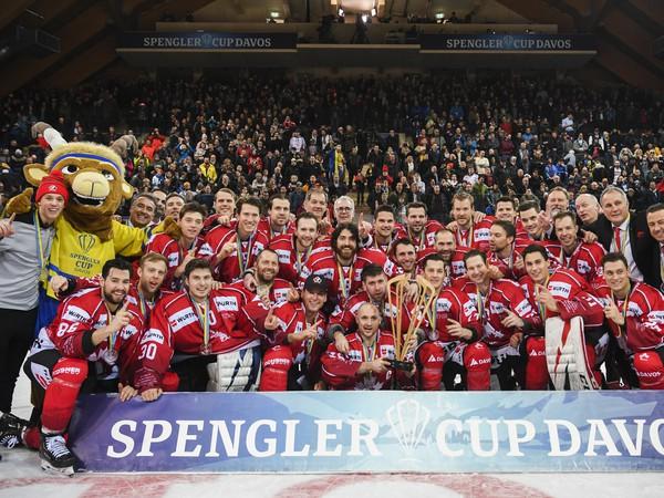Poslední víťazi Spenglerovho pohára z Kanady