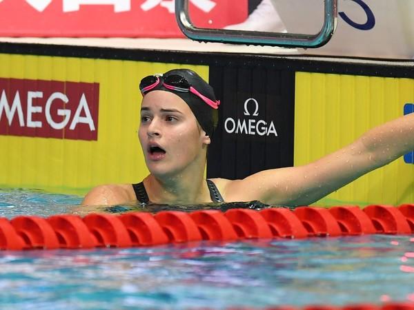 Austrálska plavkyňa Kaylee McKeown