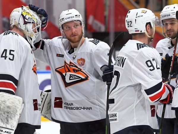 Hokejisti Metallurgu Magnitogorsk