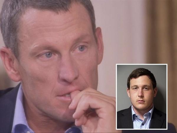 Syn Lancea Armstronga bol obvinený zo sexuálneho napadnutia