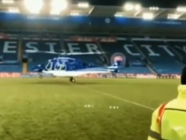Helikoptéra majiteľa Leicesteru pár sekúnd pred tragédiou