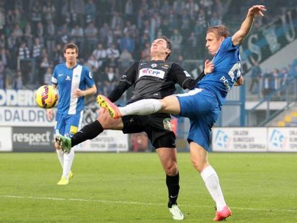 FK Jablonec verzus Slovan Liberec (Ilustračné foto)