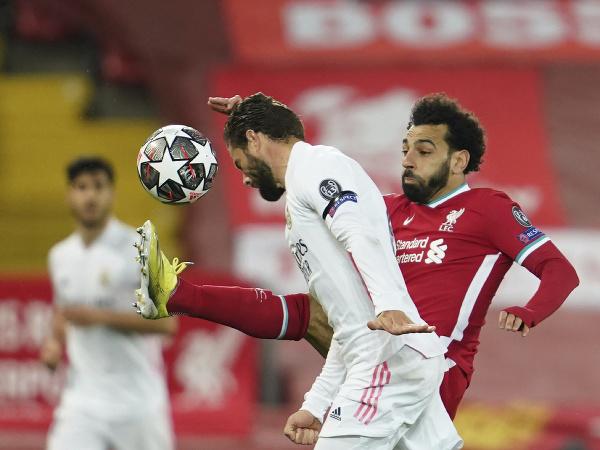 Mohamed Salah a Nacho