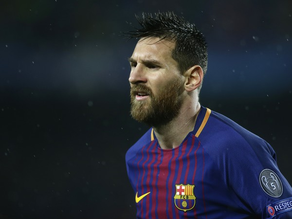 Hviezda Barcelony Lionel Messi