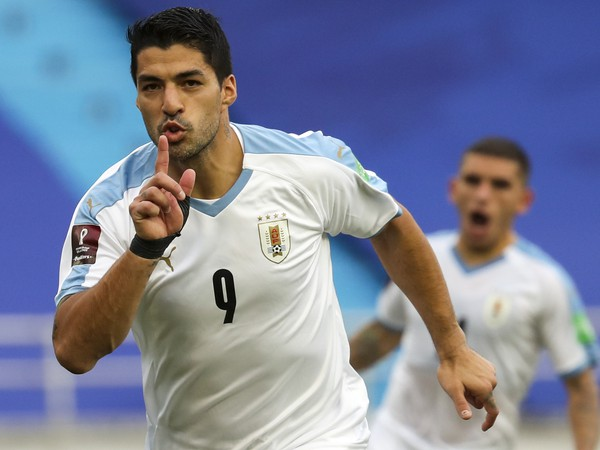 Luis Suárez sa raduje z gólu do siete Kolumbie