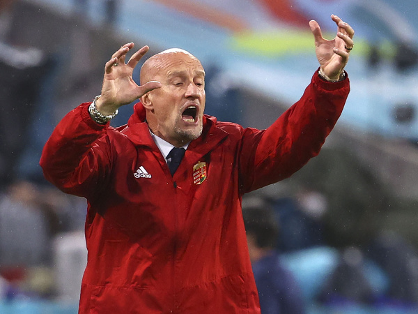 Maďarský tréner Marco Rossi