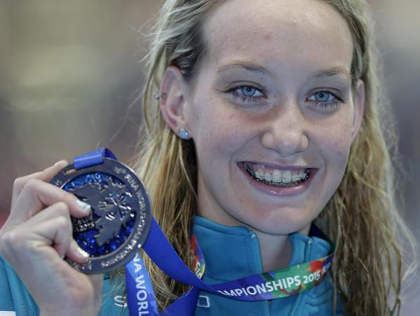 Austrálska plavkyňa Madison Wilsonová