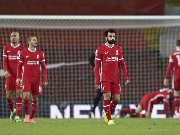 Futbalisti Liverpoolu