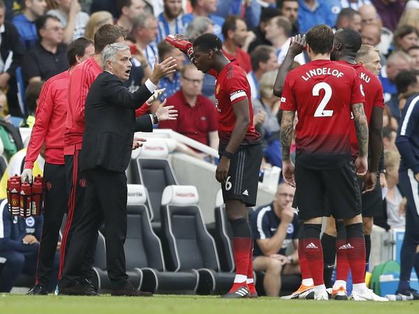 José Mourinho a Paul
