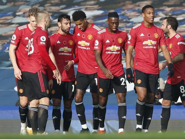 Radosť hráčov United