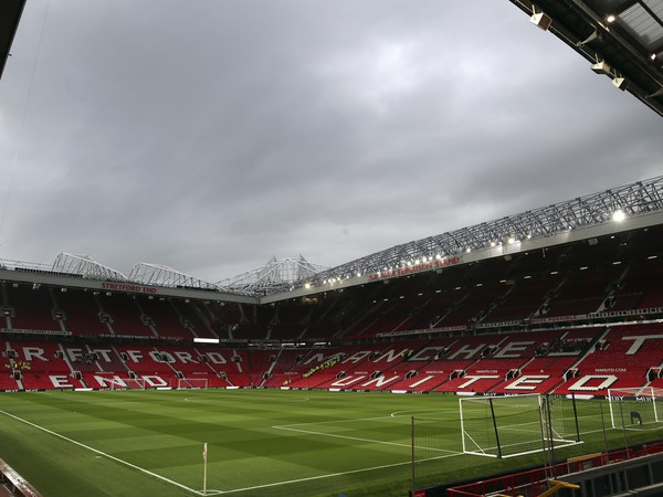 Futbalový štadión Old Trafford