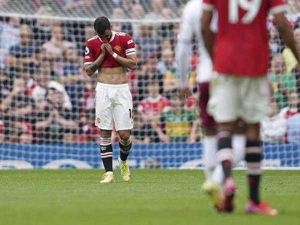 Bruno Fernandes po zahodenej penalte