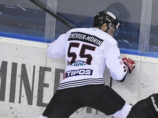 Marc Crevier - Morin (HC'05 Banská Bystrica)