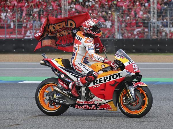Marc Márquez získal šiesty titul majstra sveta v MotoGP