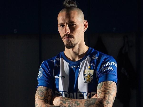 Marek Hamšík v drese IFK Göteborg