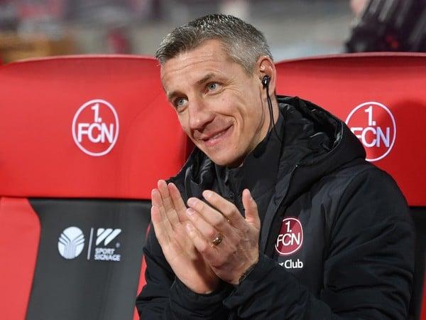 Mintál dočasne vedie prvé mužstvo Norimbergu