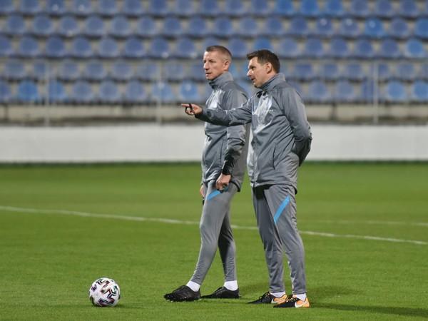 Tréner slovenskej futbalovej reprezentácie