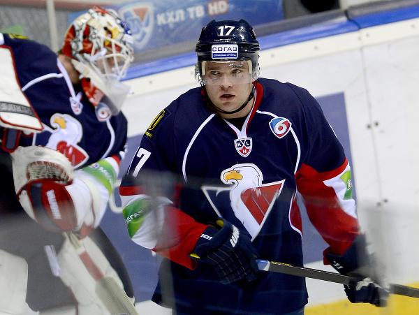 Marek Trončinský (vpravo)