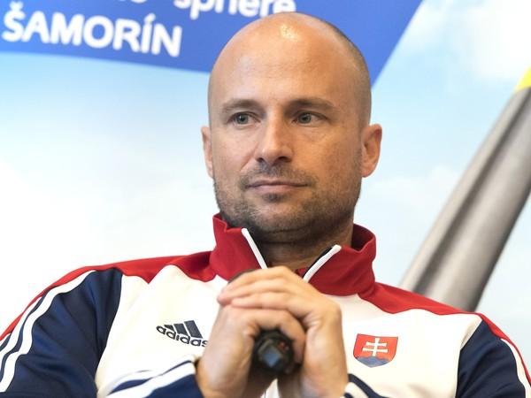 Šéftréner Slovenského atletického zväzu (SAZ) Martin Pupiš