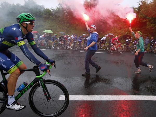 Mathew Hayman na Tour de France