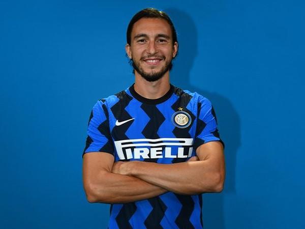 Matteo Darmian v drese Interu