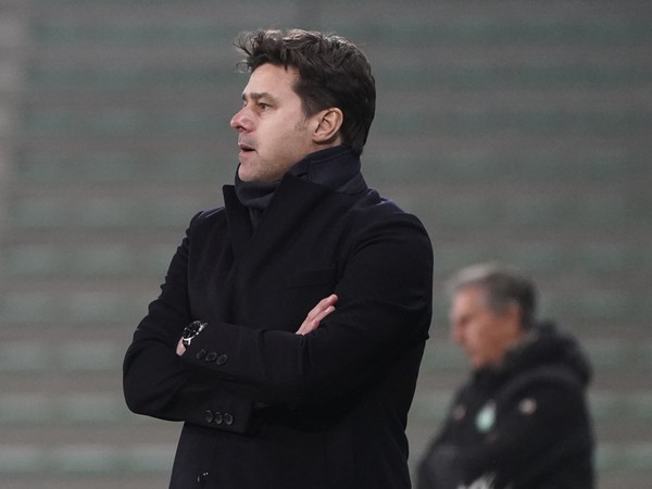 Tréner Parížu St. Germain Mauricio Pochettino