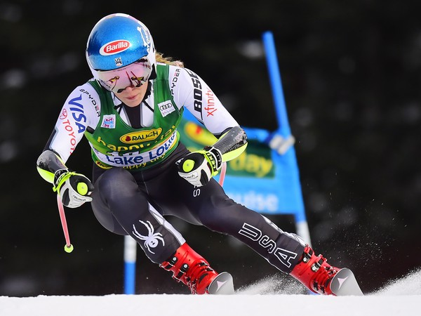 Americká lyžiarka Mikaela Shiffrinová suverénne triumfovala v nedeľňajšom superobrovskom slalome Svetového pohára