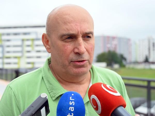 Tréner Miroslav Chudý