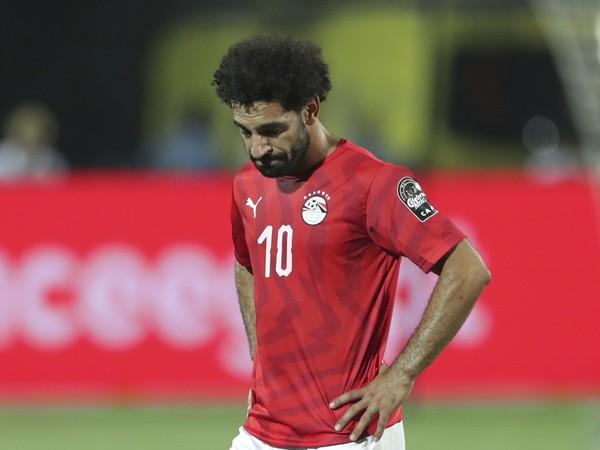 Sklamaný Mohamed Salah