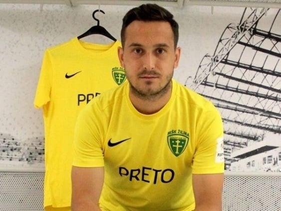 Lukáš Jánošík sa vrátil do Žiliny