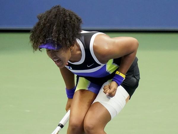 Japonská tenistka Naomi Osaková