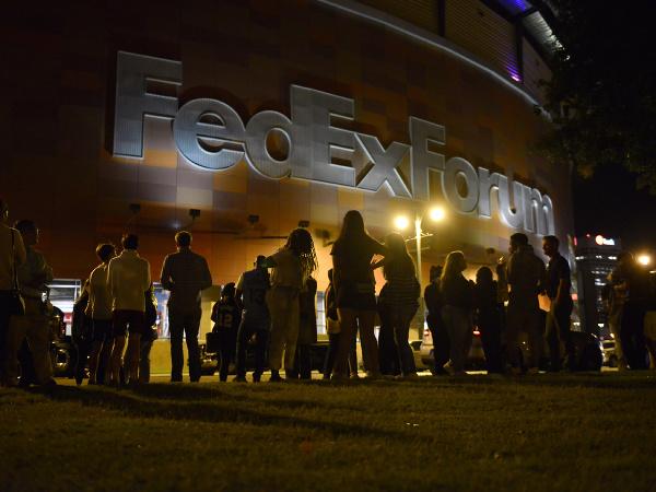 Prípravný zápas v Memphise predčasne ukončil falošný poplach