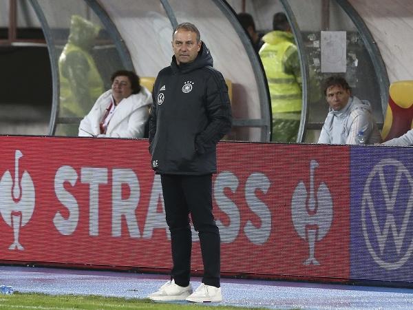 Tréner nemeckej futbalovej reprezentácie Hansi Flick
