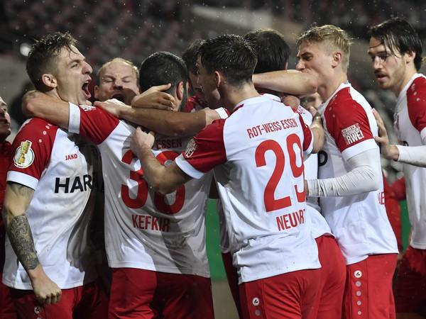 Futbalisti RW Essen sa prebojovali do štvrťfinále Nemeckého pohára