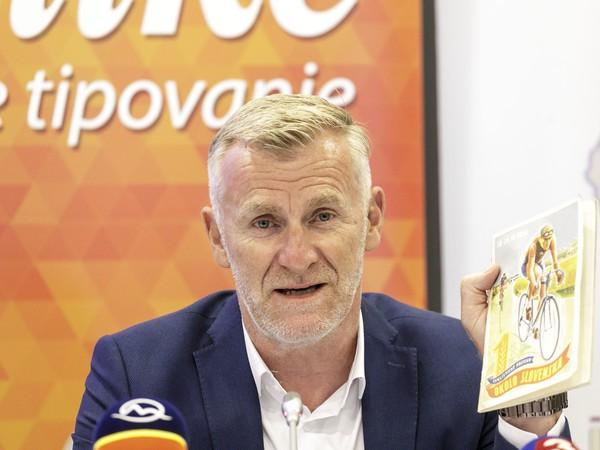 Prezident Slovenského zväzu cyklistiky Peter Privara