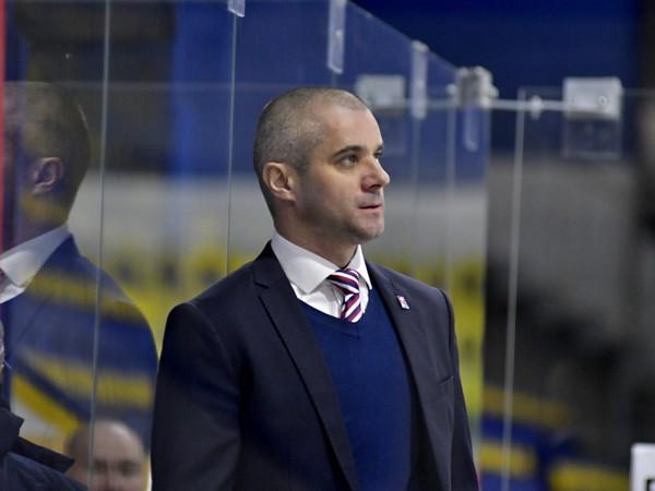 Slovenský tréner Ivan Feneš