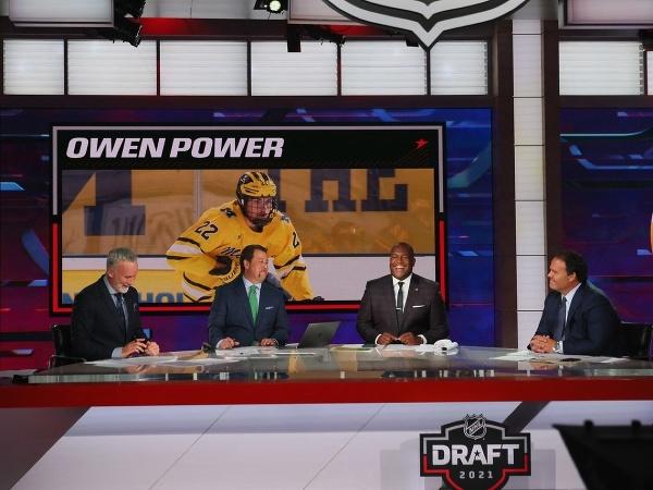 Draftovou jednotkou NHL sa stal Owen Power