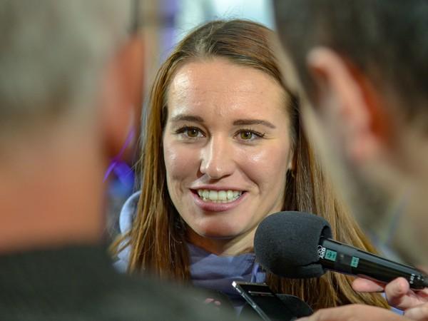 Na snímke slovenská biatlonistka Paulína Fialková