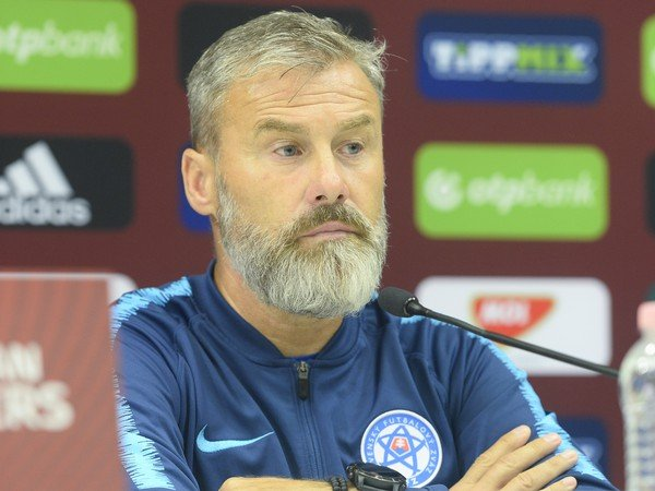 Tréner slovenských futbalistov Pavel Hapal