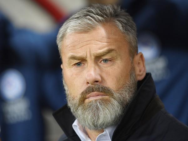 Tréner reprezentácie Slovenska Pavel Hapal