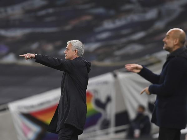 José Mourinho a Pep Guardiola