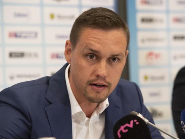Tréner slovenskej hádzanárskej reprezentácie mužov Peter Kukučka