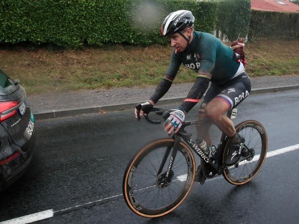 Peter Sagan na Paríž - Roubaix 2021