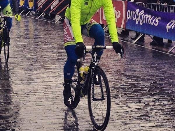 Peter Sagan na pretekoch Gent-Wevelgem