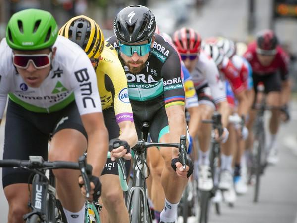 Peter Sagan na pretekoch Grand Prix Cycliste de Montréal