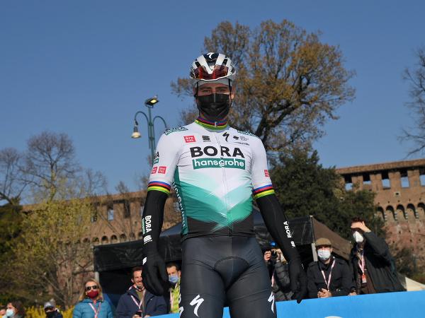 Peter Sagan na Miláno - San Remo