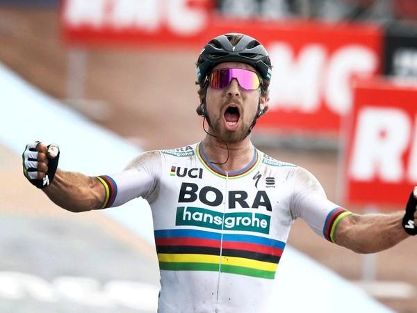 Peter Sagan zvíťazil na Paríž-Roubaix