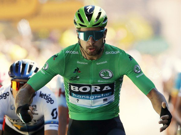 Peter Sagan a jeho