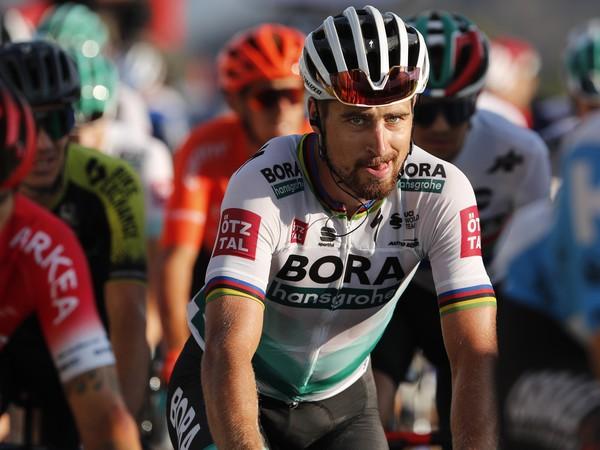 Peter Sagan počas 15. etapy Tour de France